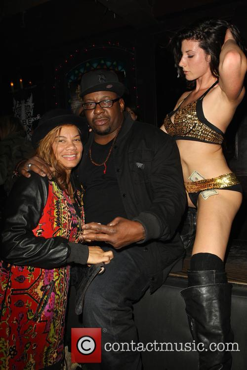 Alicia Etheredge and Bobby Brown 5