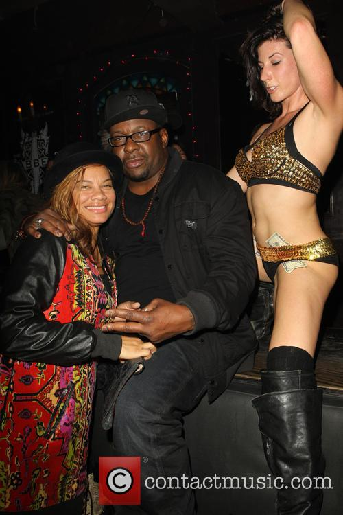 Alicia Etheredge and Bobby Brown 6