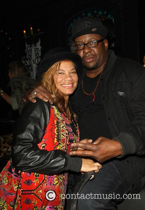 Alicia Etheredge and Bobby Brown 7