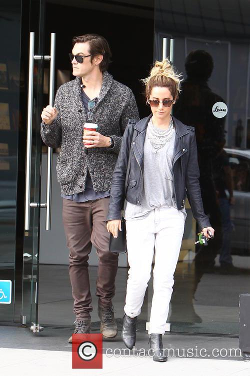 Ashley Tisdale and Christopher French 6