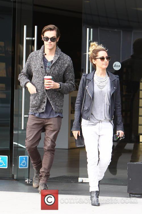 Ashley Tisdale and Christopher French 8