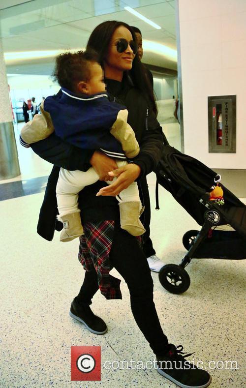 Ciara and Future Wilburn 2