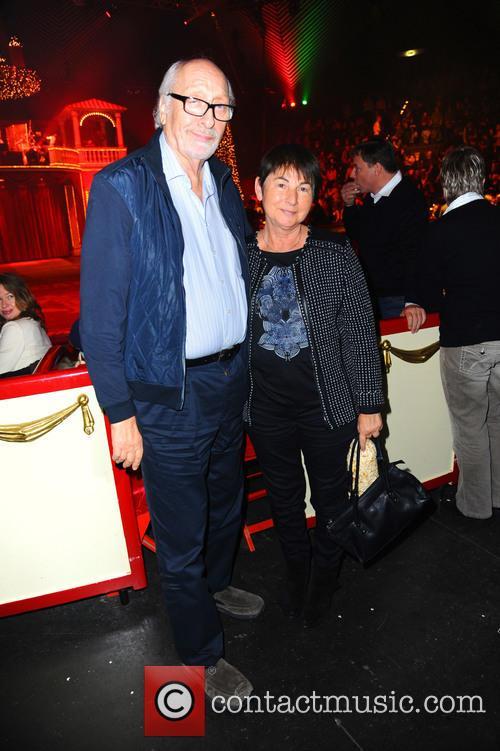 Karl Dall and Barbara Dall 2
