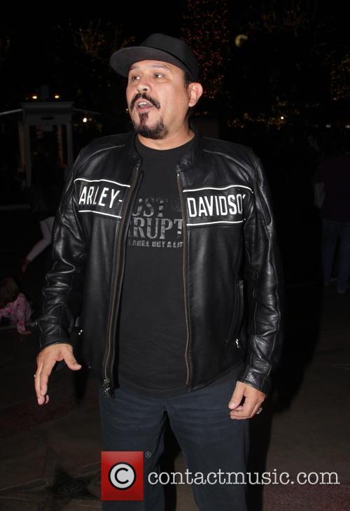 Emilio Rivera - Actor Emilio Rivera at The Grove | 7 ...