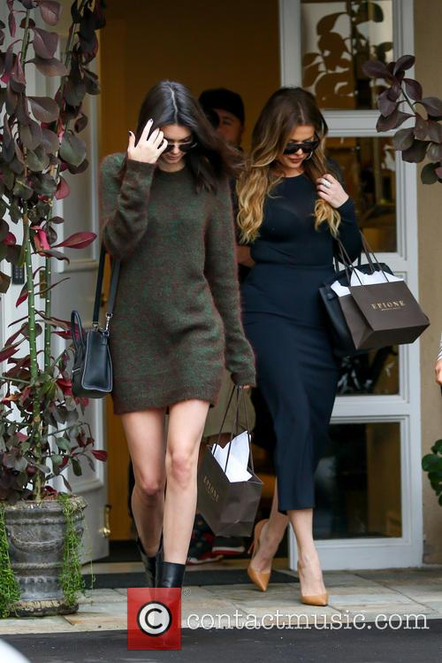 Kendall Jenner and Khloe Kardashian 7