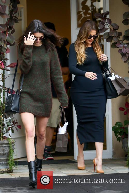 Kendall Jenner and Khloe Kardashian 8