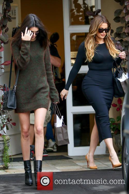 Kendall Jenner and Khloe Kardashian 9