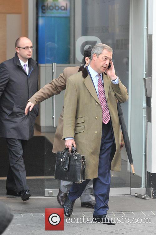 Kevin Lee Light, Jesus Of Hollywood and Nigel Farage 4