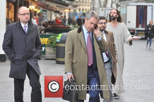 Kevin Lee Light, Jesus Of Hollywood and Nigel Farage 7