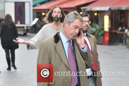Kevin Lee Light, Jesus Of Hollywood and Nigel Farage 8