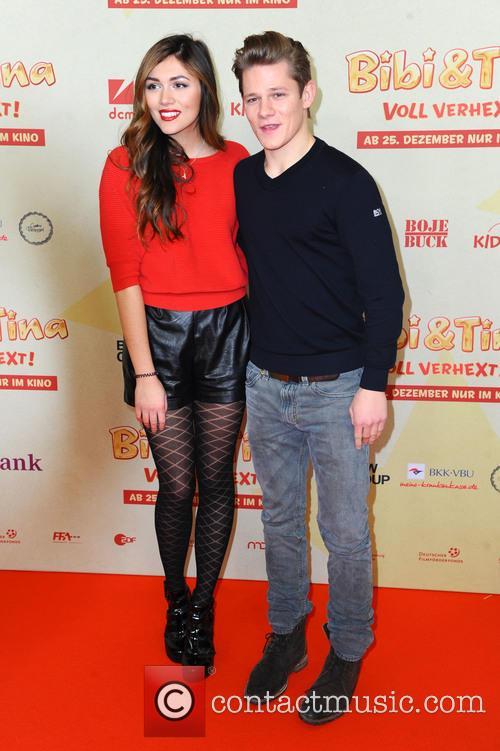 Anna Maria Damm and Max Von Der Groeben 2