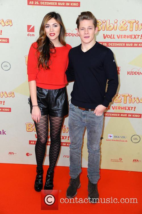 Anna Maria Damm and Max Von Der Groeben 3