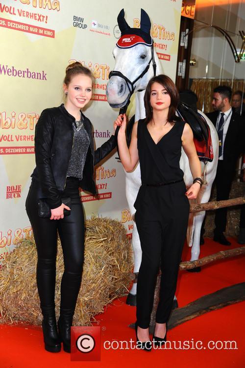 Lina Larissa Strahl and Lisa-marie Koroll 1