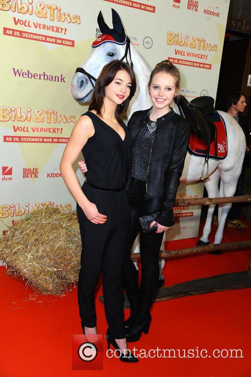 Lisa-marie Koroll and Lina Larissa Strahl 1