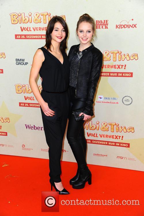 Lisa-marie Koroll and Lina Larissa Strahl 6