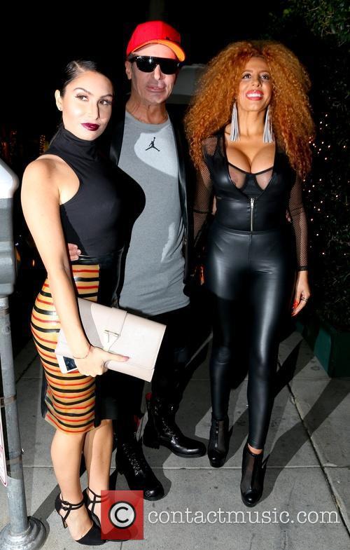 Ruby Palm, Lloyd Klein and Afida Turner 3