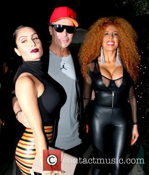 Ruby Palm, Lloyd Klein and Afida Turner 1