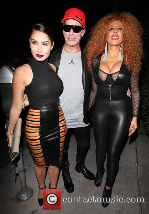 Lloyd Klein, Afida Turner and Ruby Palm 1
