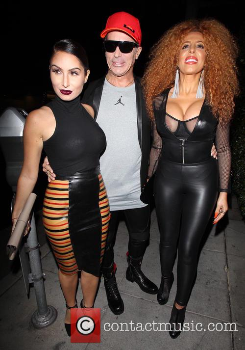 Lloyd Klein, Afida Turner and Ruby Palm 5