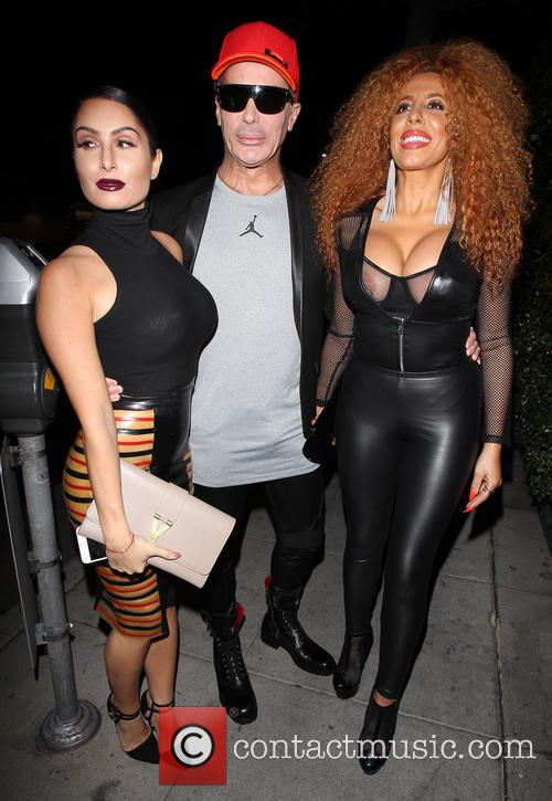 Lloyd Klein, Afida Turner and Ruby Palm 6