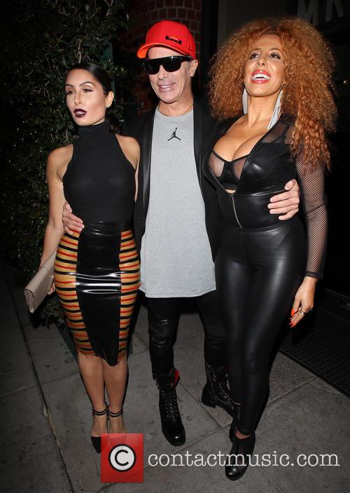 Lloyd Klein, Afida Turner and Ruby Palm 9