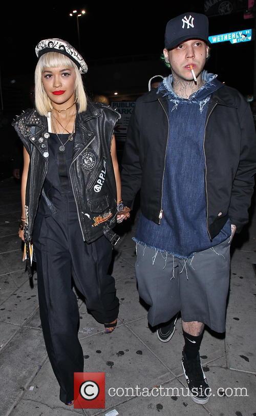 Rita Ora and Ricky Hilfiger 3