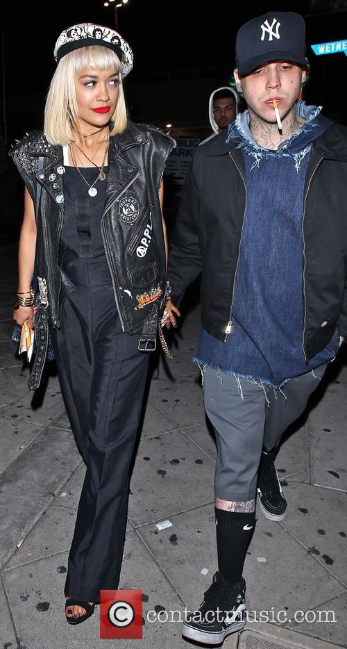 Rita Ora and Ricky Hilfiger 4