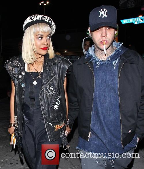 Rita Ora and Ricky Hilfiger 5