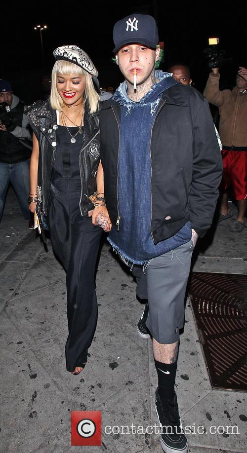 Rita Ora and Ricky Hilfiger 10
