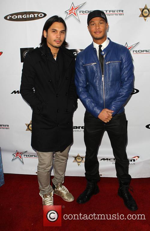 Steven Skyler and Najee De-tiege 2