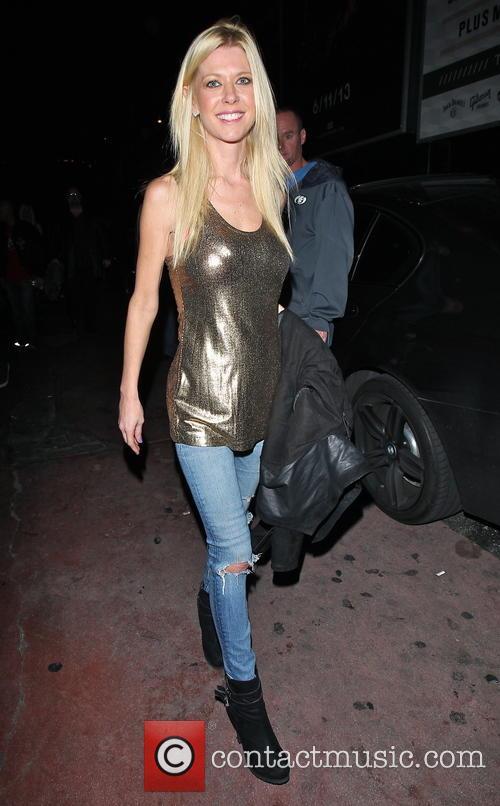 Tara Reid arrives at The Roxy