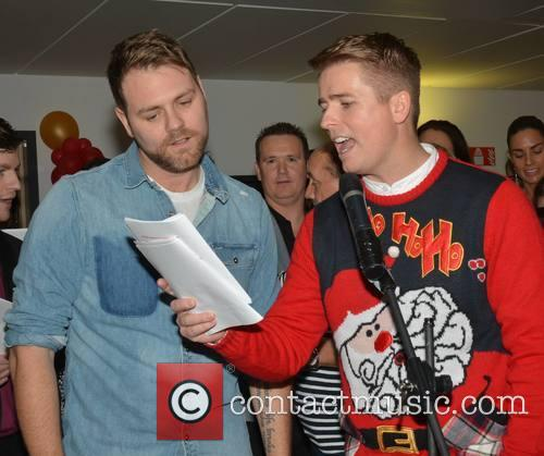 Brian Mcfadden and Brian Ormond 2