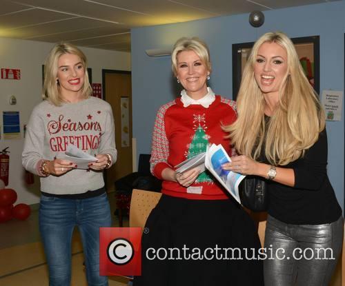 Pippa O'connor, Lisa Fitzpatrick and Rosanna Davison 2