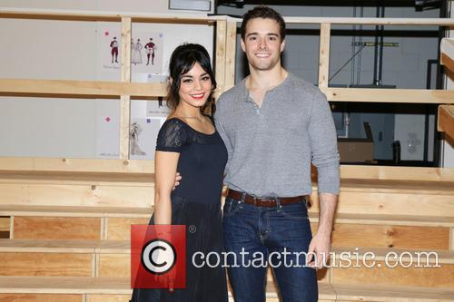 Vanessa Hudgens and Corey Cott 2