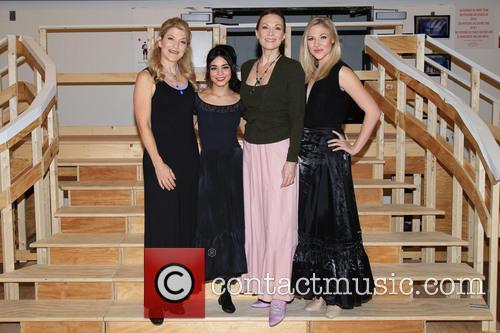 Victoria Clark, Vanessa Hudgens, Dee Hoty and Steffanie Leigh 2