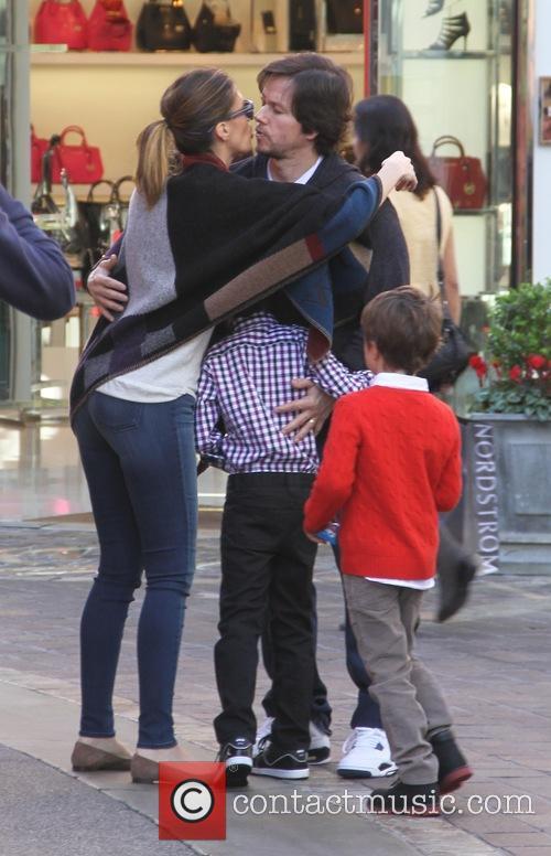 Mark Wahlberg, Rhea Durham, Brendan Wahlberg and Michael Wahlberg 1