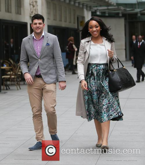 Mark Wright and Bianca Miller 2