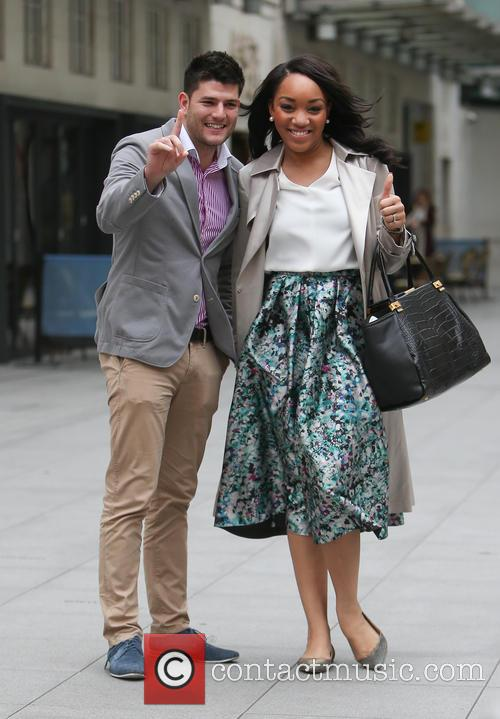 Mark Wright and Bianca Miller 3