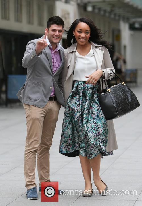 Mark Wright and Bianca Miller 5