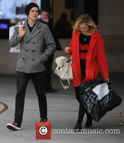 Fearne Cotton and Jesse Wood 2