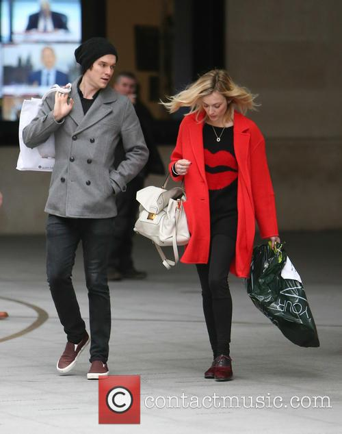 Fearne Cotton and Jesse Wood 1