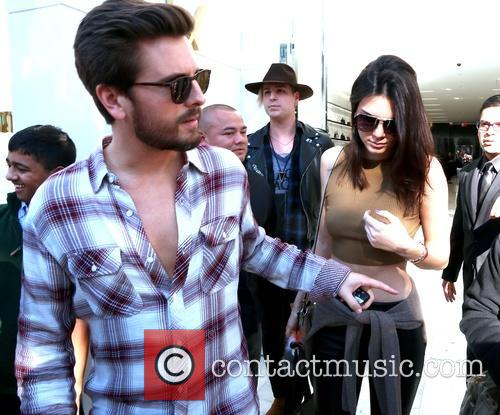 Scott Disick and Kendall Jenner 1