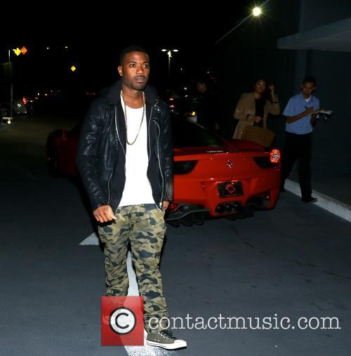 Ray J and Princess Love 7