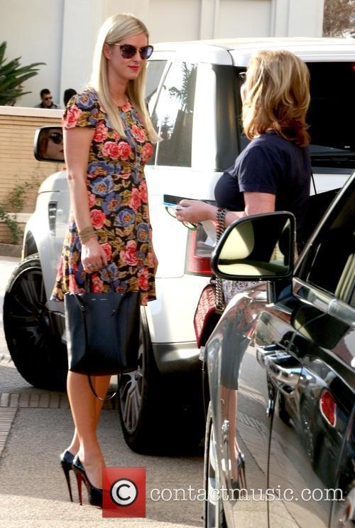 Nicky Hilton and Kathy Hilton 1
