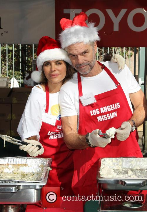 Lisa Rinna and Harry Hamlin 4