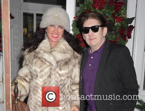 Shane Macgowan and Victoria Mary Clarke 3