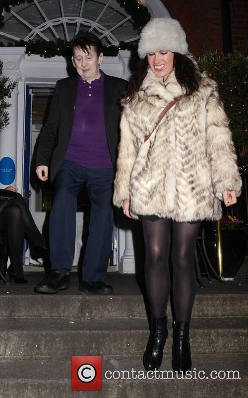 Shane Macgowan and Victoria Mary Clarke 6