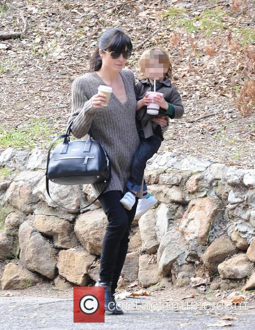 Selma Blair and Arthur Bleick 4