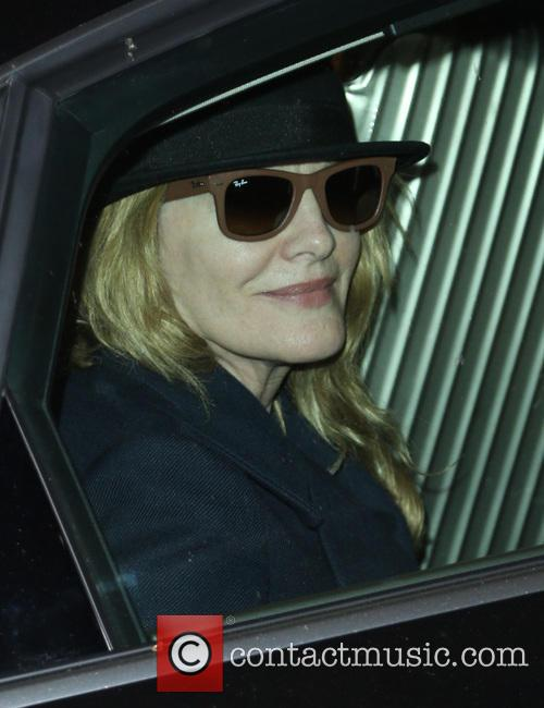 Rene Russo signs autographs at Los Angeles International...