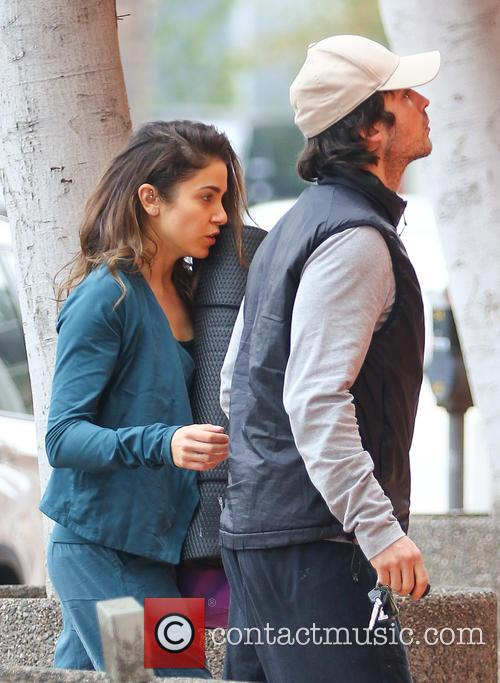 Nikki Reed and Ian Somerhalder 3